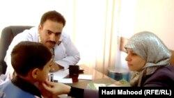 طبيب عراقي في مستشفى السماوة