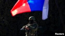 Крымдагы орус аскери