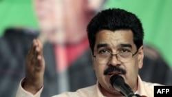 Венесуэланың вице-президенті Николас Мадуро.