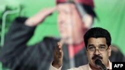 Vršilac dužnosti predsjednika Venecuele Nicolas Maduro