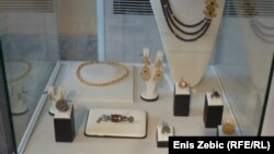 The exhibit features nearly 60 pieces of jewelry dating back to 400 B.C.