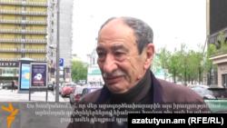 Քաղաքագետ Բորիս Տումանովը հարցազրույց է տալիս «Ազատությանը»