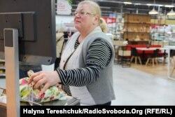 Львів'янка Леся придбала торбини з тканини
