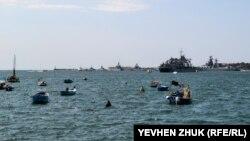 Вид на Севастопольскую бухту   Крымское фото дня