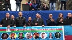 Arif Hacılının 10 mart mitinqindəki çıxışından