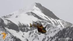 Ալպերում ինքնաթիռի վթարից զոհվել է 148 մարդ