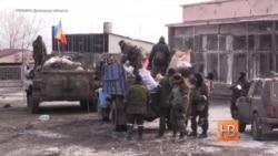Сепаратисты 20 февраля вошли в Чернухино