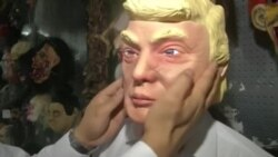 Çin fabriki Trumpın maskasından xeyli qabağa duşəcək