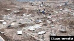 Здесь будет построено новое здание правительства Таджикистана