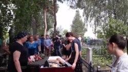 У Магілёве пахавалі цыганку, якая памерла пасьля міліцэйскага рэйду