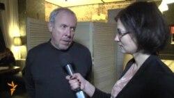 Андрэй Макарэвіч у Менску: Я мару, каб менскія пагадненьні мелі практычную сілу