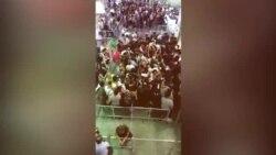 Муҳоҷирони тоҷик дар фурудгоҳи Отатурк дармонданд