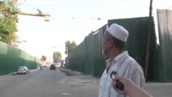 Душанбе - город строительных кранов