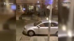 Policija na mjestu pucnjave u Moskvi