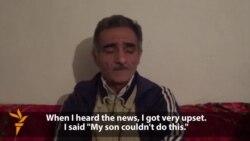 Родители Орхана Зейналова не верят в его виновность