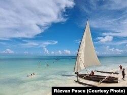 Plajele din Zanzibar/Tanzania au fost la mare căutare în rândul românilor