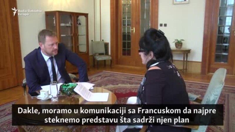 Dir: Bez normalizacije odnosa sa Kosovom nema EU