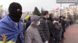 Луганскідегі қақтығыс