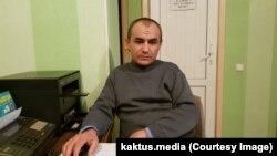 Темир Махмудов.