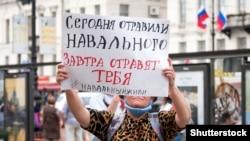 Rusiyada Navalnıya dəstək aksiyası, arxiv fotosu