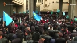 Четыре года аннексии Крыма: как это было (видео)