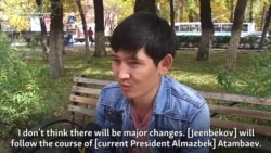 After Kyrgyz Election, Citizens Expect Little To Change