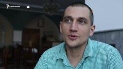 Тортури, клопи і сон на підлозі: перше інтерв'ю Павла Степанченка після звільнення (відео)