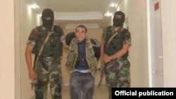 Կարեն Պետրոսյանը ադրբեջանական գերության մեջ, 7-ը օգոստոսի, 2014թ․