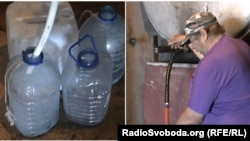 Жителі Луганська вимушені запасатися водою