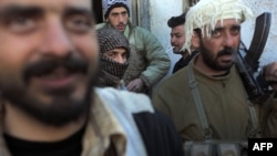Članovi Slobodne sirijske vojske