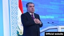 Эмомали Рахмон. 26 декабря 2018 года