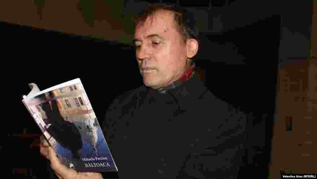 Scriitori invitați: Grigore Chiper