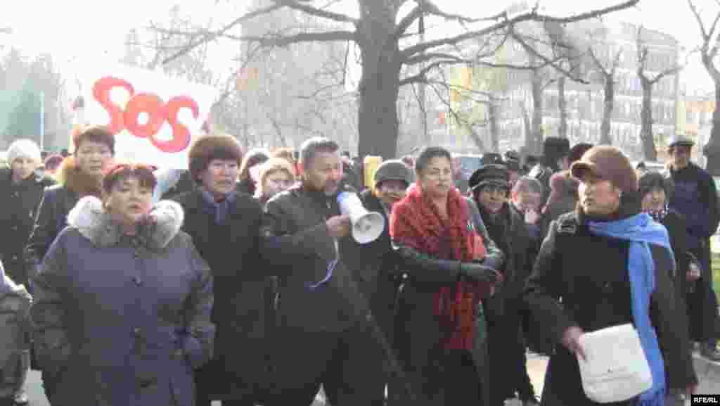 Казахстан. 29 ноября – 3 декабря 2010 года. #24