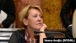 Gordana Suša, foto: Vesna Anđić