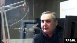 """ირაკლი მელაშვილი, """"ეროვნული ფორუმის"""" პოლიტიკური მდივანი"""