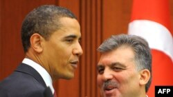 Gul received assurances from Obama at their Ankara summit