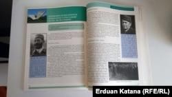'U svakom narodu ima različitih grupa sa različitim interesima pa sve one imaju i neka svoja sećanja.' (Fotografija jednog od udžbenika istorije u Republici Srpskoj)