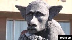 Пам'ятник Путіну в Запоріжжі
