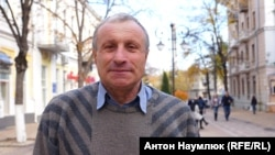 Crimean journalist Mykola Semena | November 9, 2017