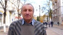 Crimean journalist Mykola Semena | November 9, 2017