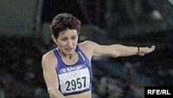 Татьяна Лебедева, олимпийская чемпионка. Фото с сайта photo.peoples.ru