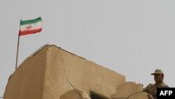 یک مرزبان ایرانی