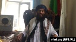 مولوی قلمالدین عضو پیشین گروه طالبان و رهبر حرکت انقلاب اسلامی