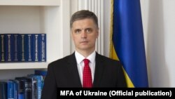 Міністр закордонних справ України Вадим Пристайко