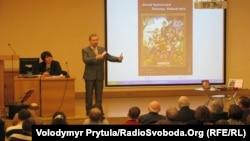 Презентація книги «Йосип Трумпельдор. Гехолуц. Новий шлях»