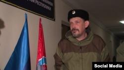 Луганський сепаратист Павло Дрьомов
