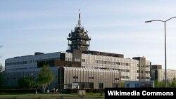 Zgrada Hrvatske radiotelevizije u Zagrebu