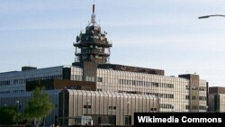 Zgrada HRT u Zagrebu