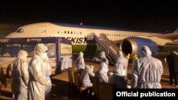 Жанубий Кореядан қайтган ўзбекистонликлар, 1 март, 2020