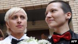 Rusiyada evlənən qadınlar